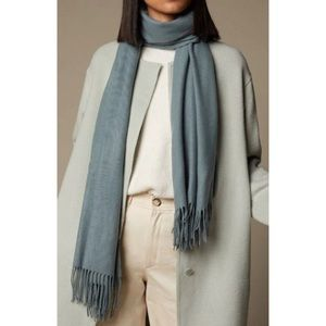 Love & Lore Supersoft Scarf Solid Trooper
